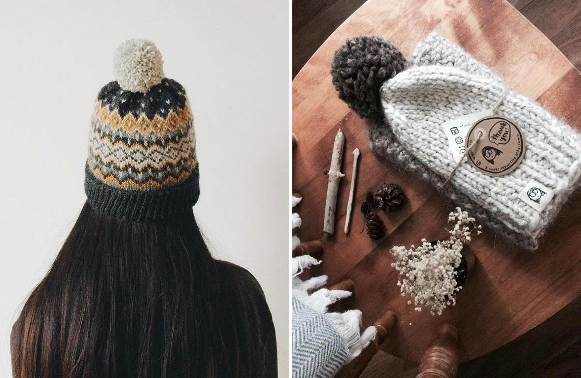 petite knitter