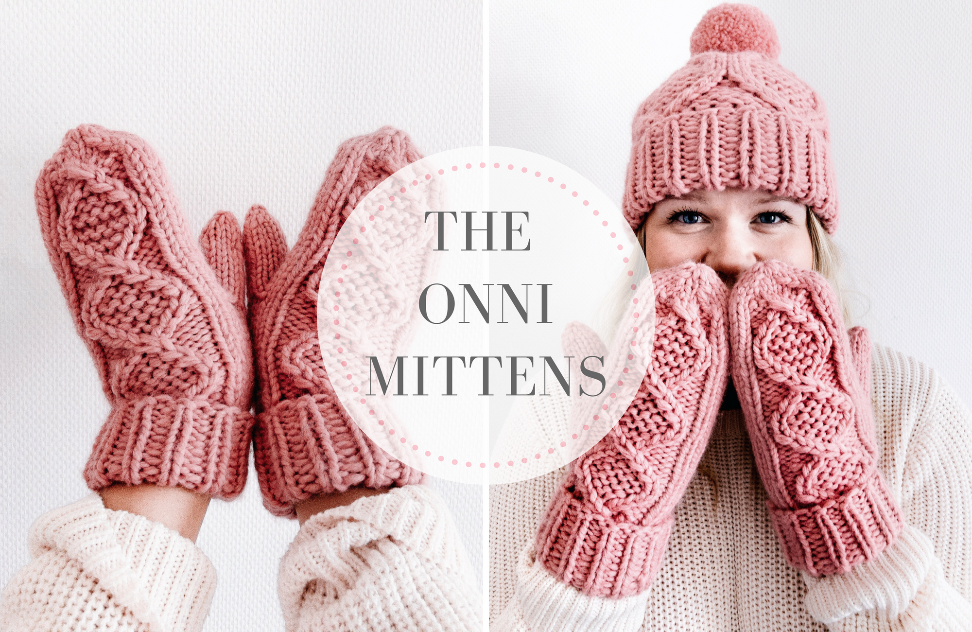Free knitting pattern: The Onni Mittens - Katimaaria