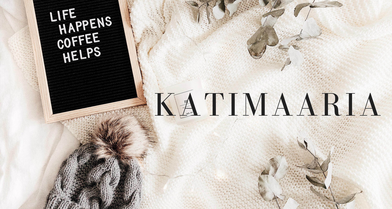 Katimaaria - A Finnish girl in France