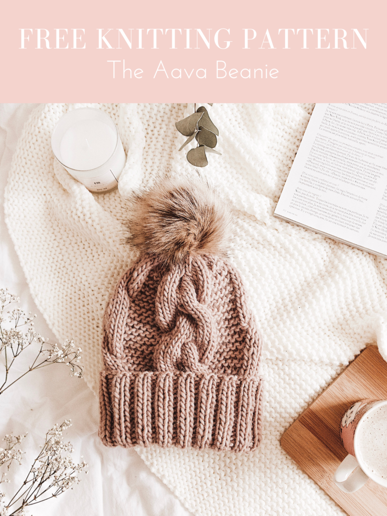 Free Knitting Pattern The Aava Beanie Katimaaria
