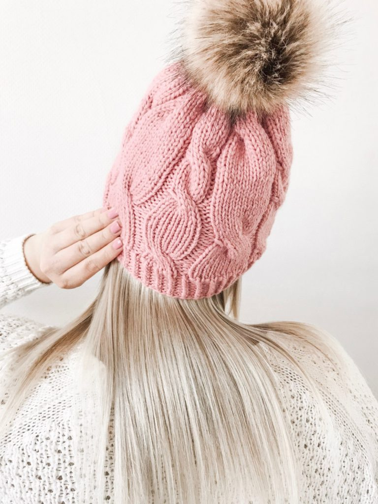 favorite cable beanie