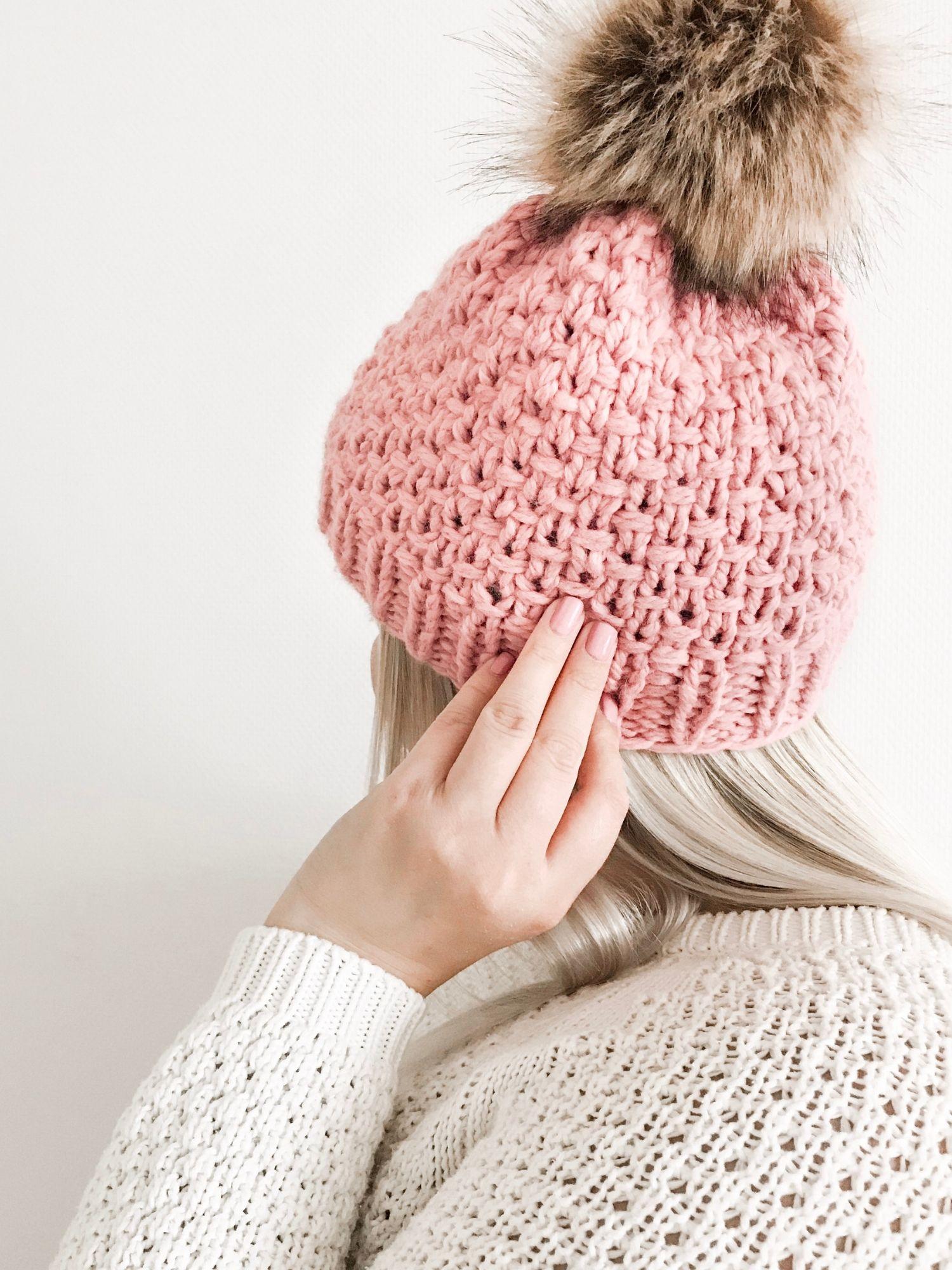 linen texture hat