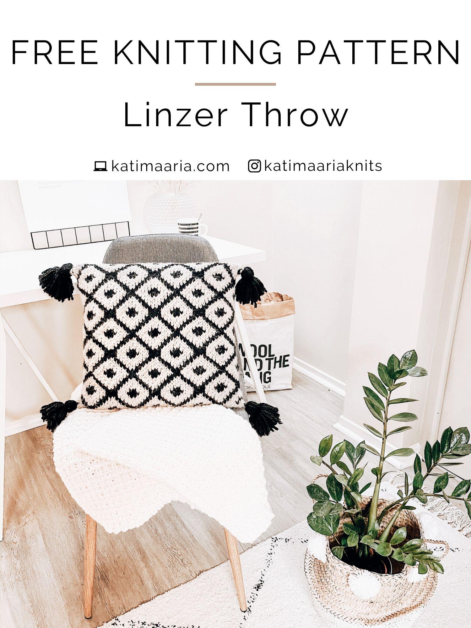 linzer throw